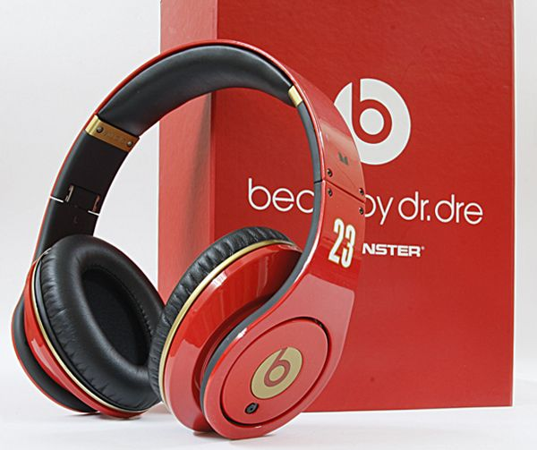 Beats Studio 23 Limited Edition They Re Made For Lebron But I Ll Just Say That They Re For The Greatest Mj Nike Headbands Beats By Dre Nike Fashion