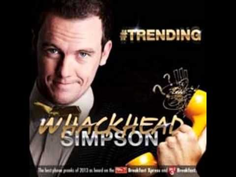 Awesome Serial Prankster Whackhead Simpson Serial Simpson Broadcast
