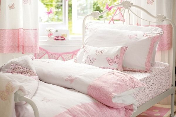 Pink Laura Ashley Bedroom | home decor | Pinterest | Laura ashley ...