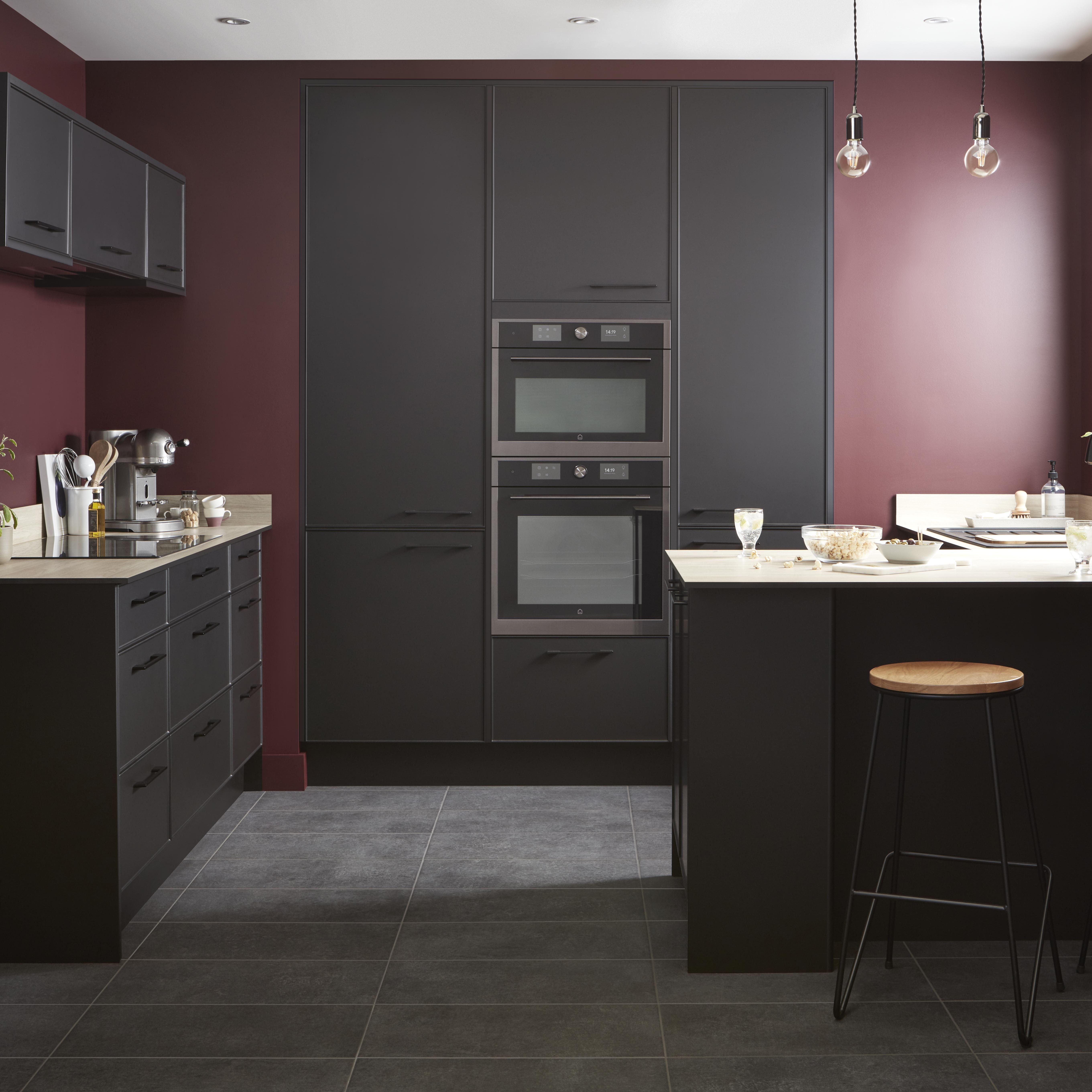 Merlot Magic Trend In 2020 Kitchen Fittings Diy Desk Decor Laminate Worktop