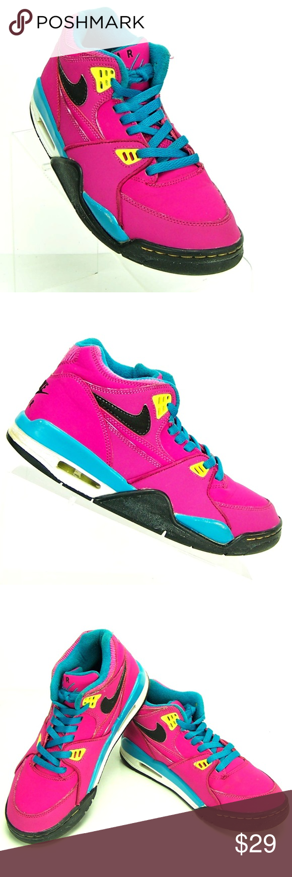 info for bf8a6 5d0ba ... promo code for nike air flight 89 fusion pink blue yellow nike air  flight 89 fusion