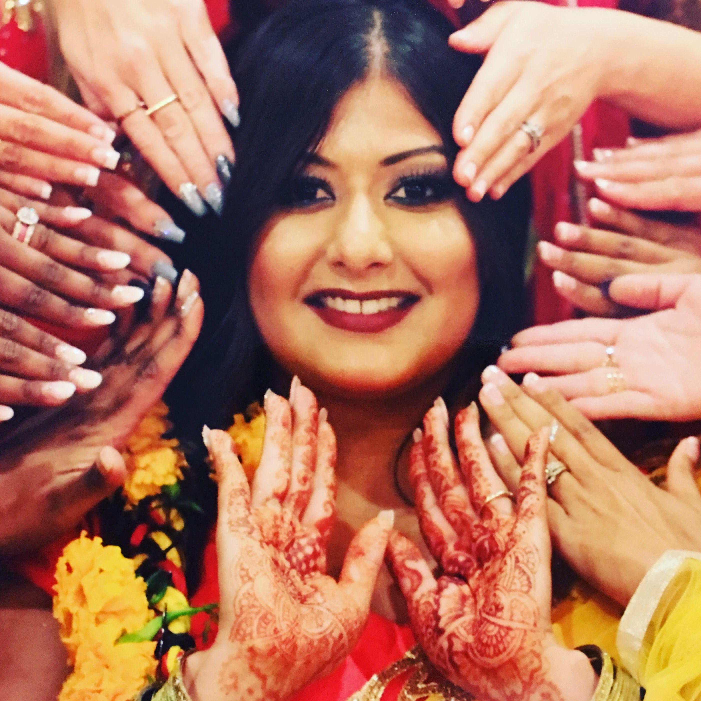 Pin By Jennifer Koli On Gaye Hould Bangladesh Wedding