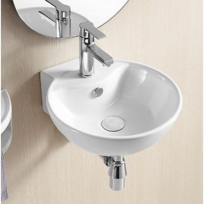 All Bathroom Sinks - Type: Console Sinks-Pedestal Sinks-Wall Mount Sinks, Basin Width: 1~19 | Wayfair