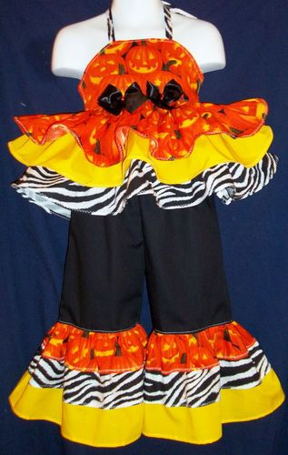 Halloween Pageant Wear