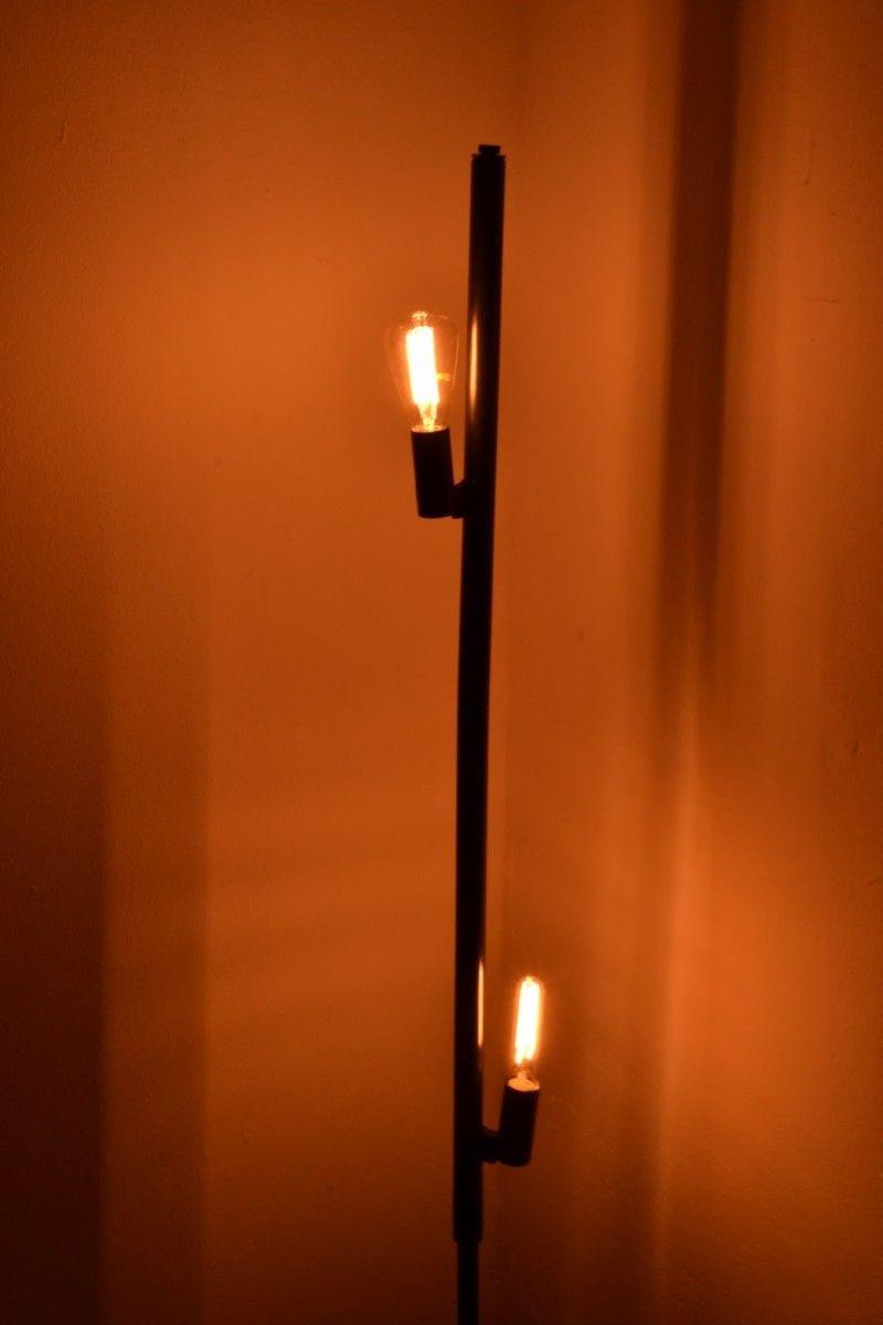 new cool retro lamp from old ikea dudero lamp