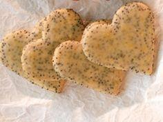 Biscuits glacés au citron et aux graines de pavot | Le Bel Âge