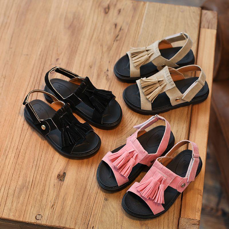 Click to Buy \u003c\u003c Childrens sandals 2017