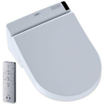 Toto Connect Washlet C200 D Shape Bidet Toilet Seat With Premist