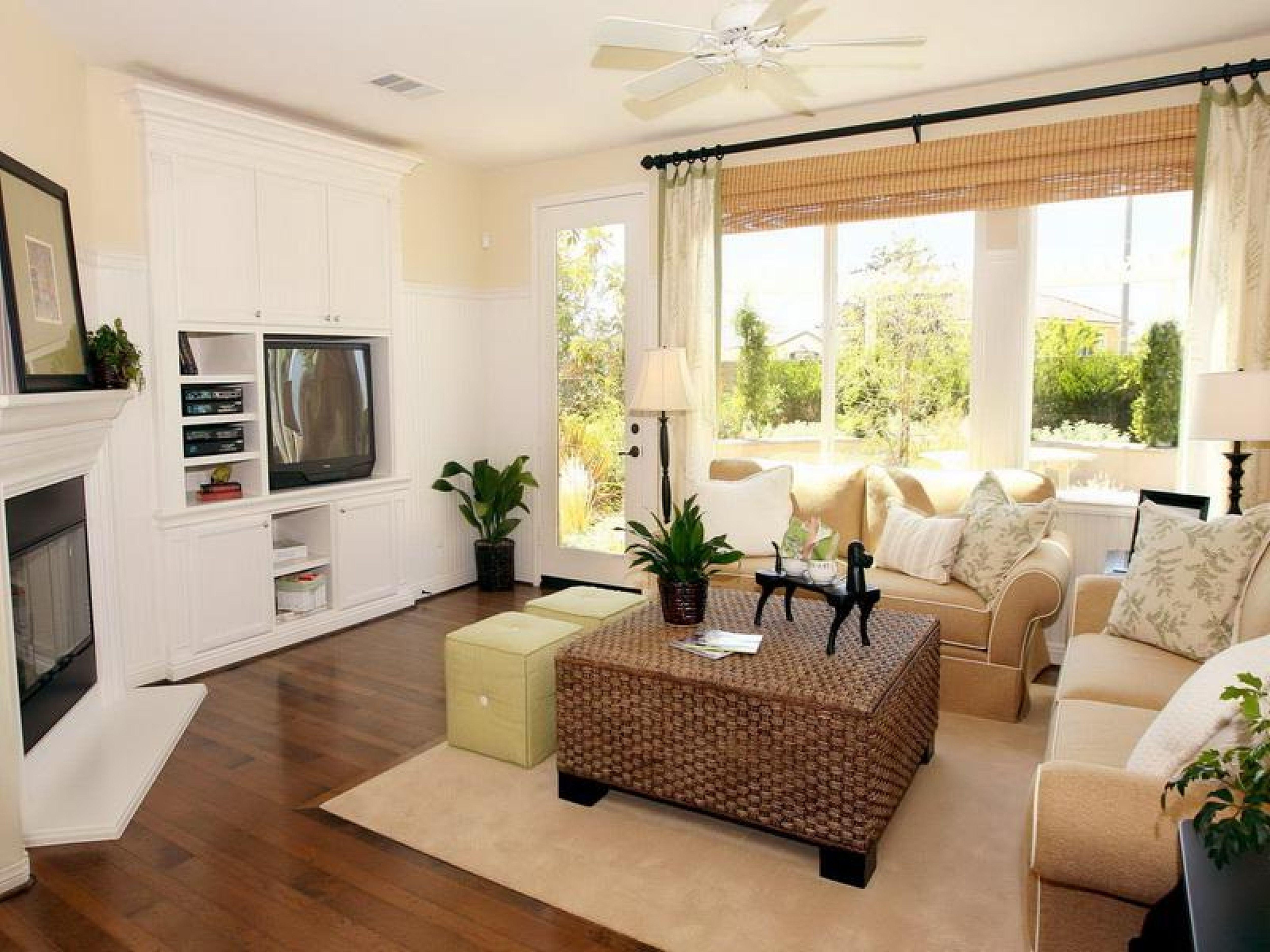 Cute Small Apartment Living Room Ideas  LA Apartment