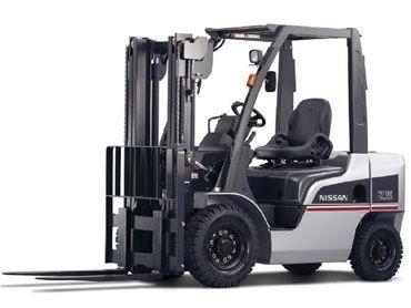 Nissan Forklift Truck 1F1, 1F2 Series Service Manual   Nissan ... on