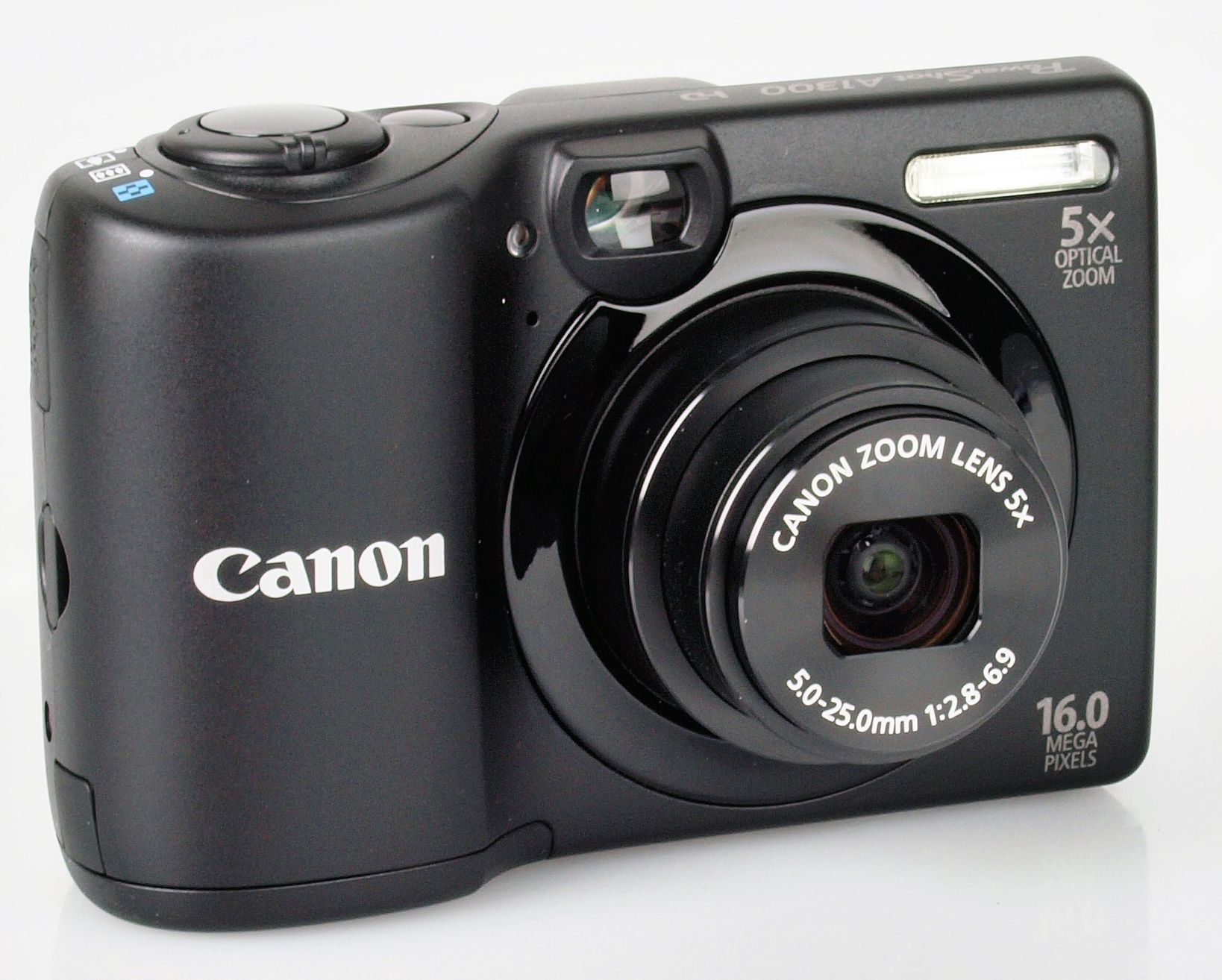 Canon Digital Camera Reviews | Canon PowerShot A1300 Digital ...