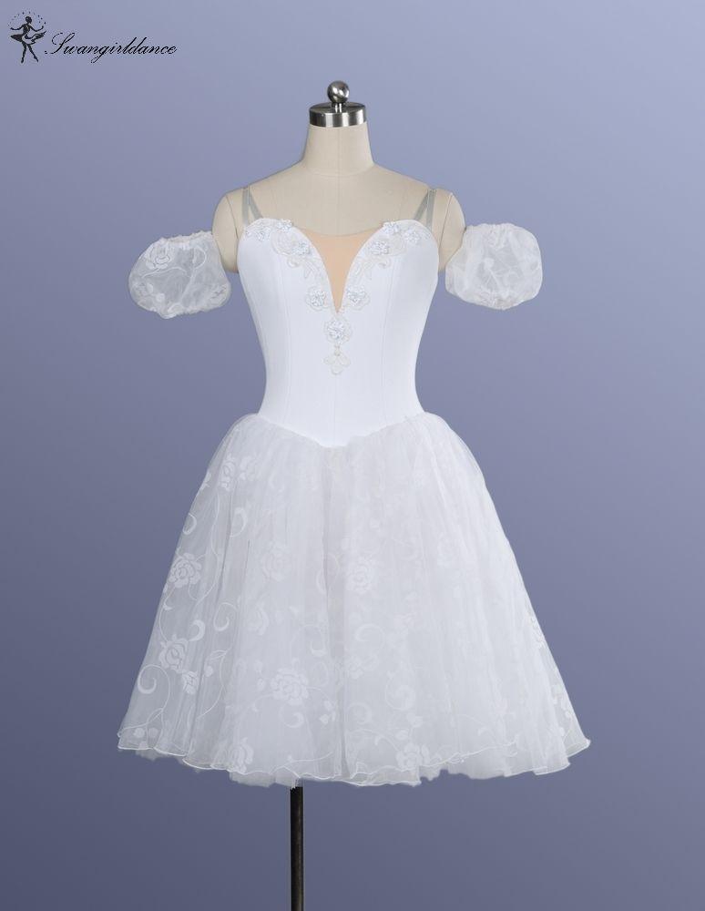 9a58048ec Cheap professional tutu, Buy Quality ballet tutu directly from China  romantic ballet tutu Suppliers: adult white swan lake romantic ballet tutu  dress girls ...