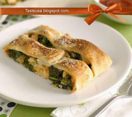 easy turkey stromboli recipe