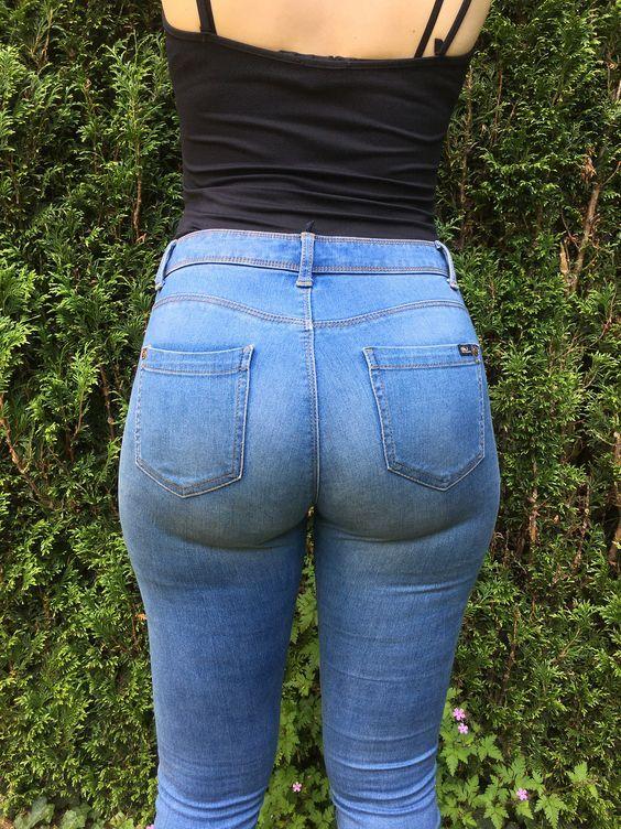 Super stora ebenholts Booty
