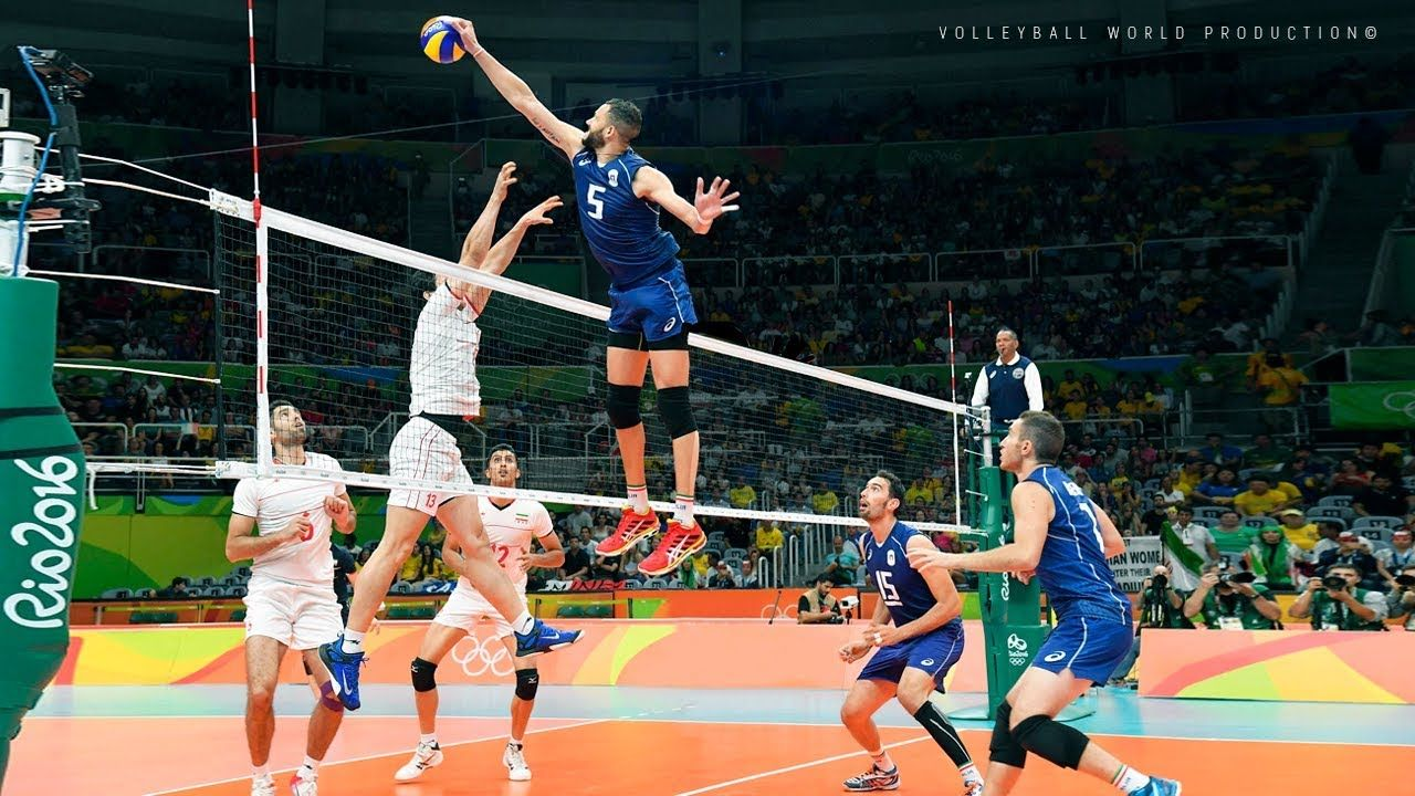 Uros Kovacevic The Best Left Handed Volleyball Player Fivb Mens Wch 2018 Allsports Sport Spo Sports Highlights Coaching Volleyball Volleyball Players