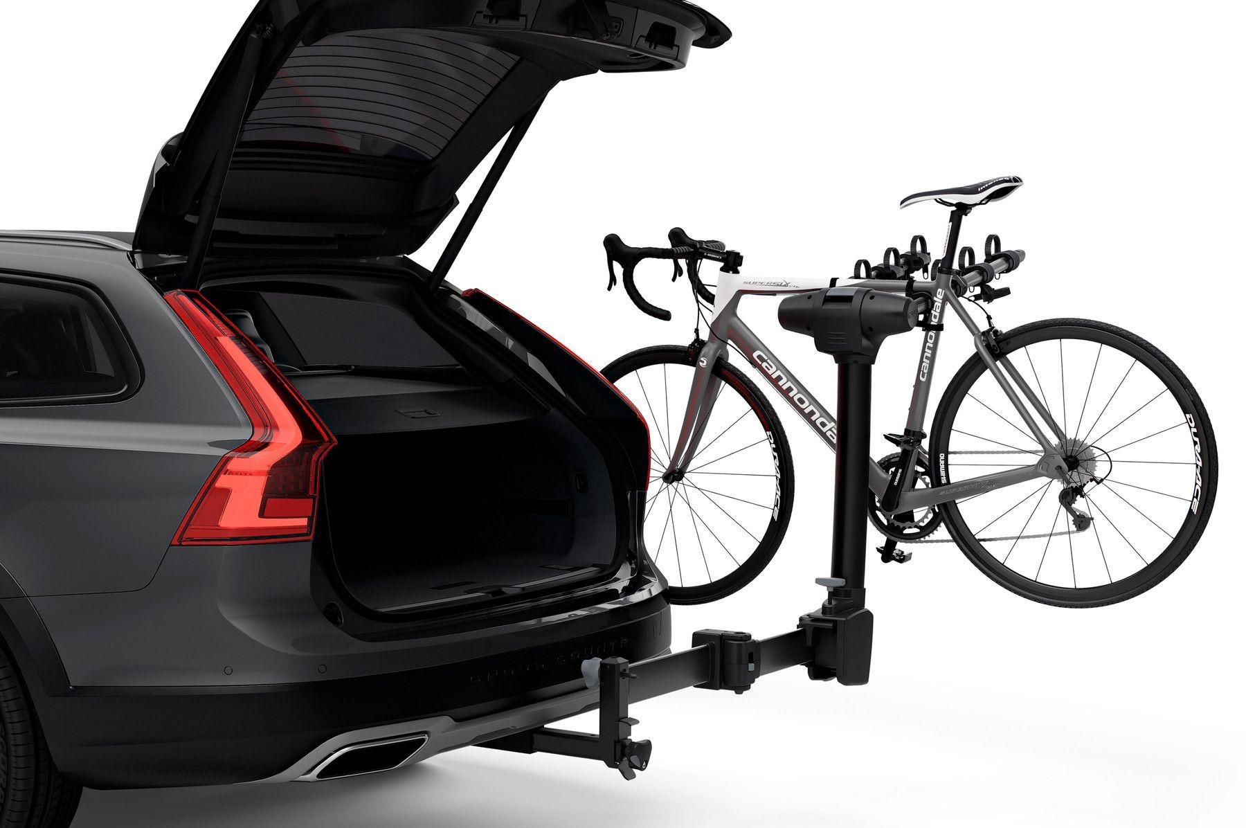 Thule Apex Xt Swing 4 In 2020 Hitch Bike Rack Bike Rack Summer