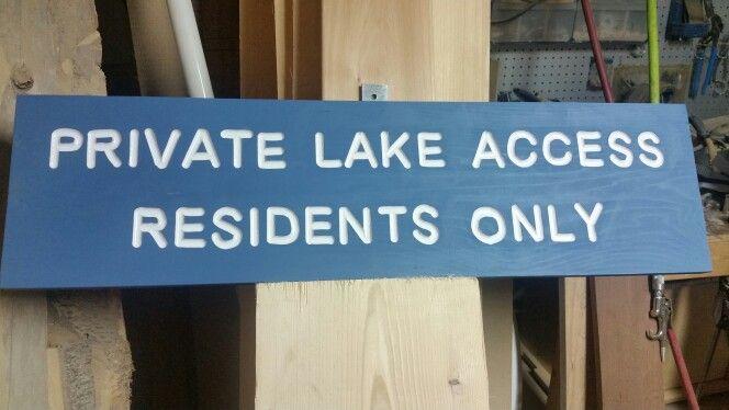 Carved cedar nautical sign by Adirondack Jim!  Www.adirondackjims.com