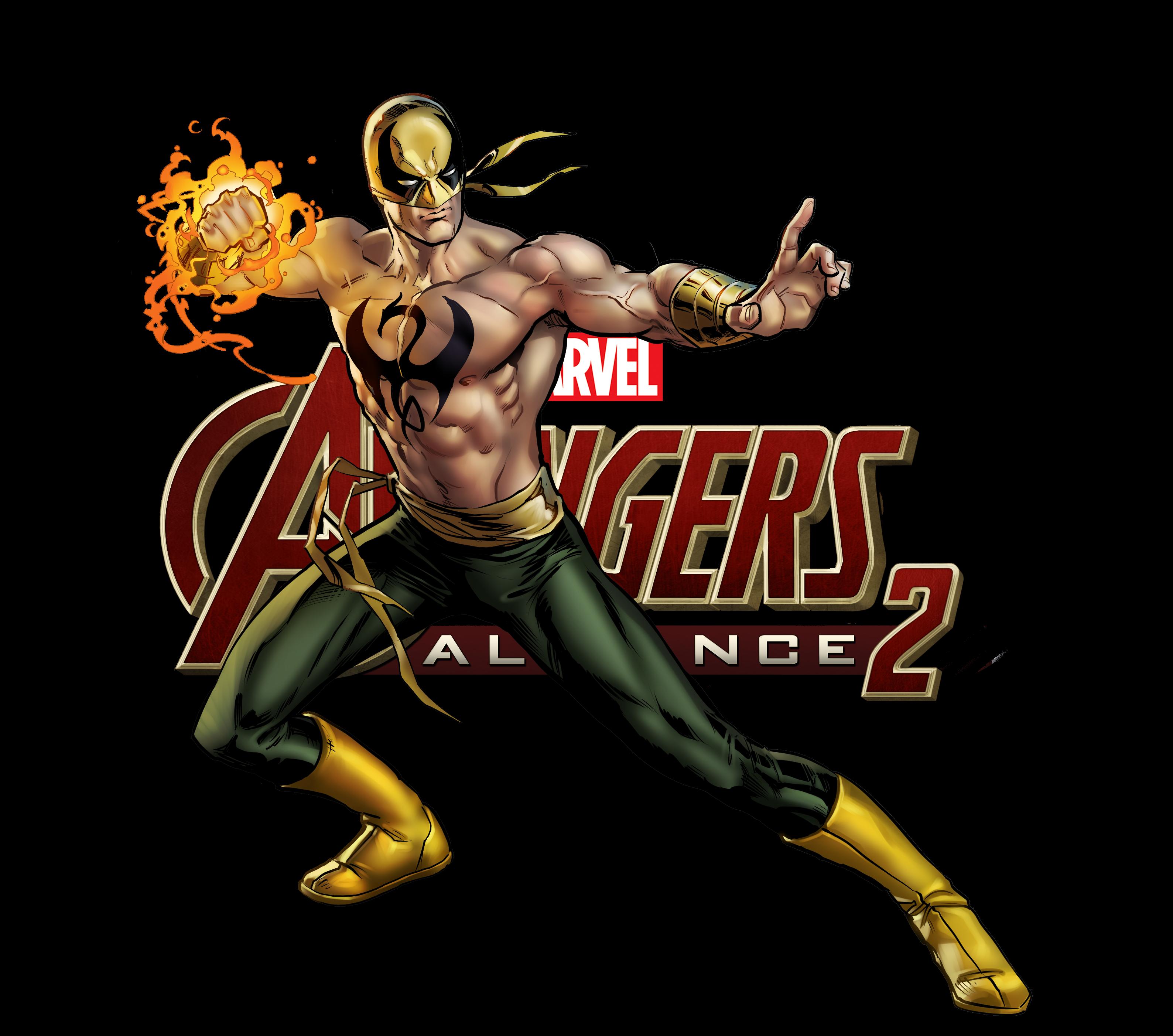 Maa2 Iron Fist 01 Logo Png 3176 2804 Iron Fist Marvel Characters Fist