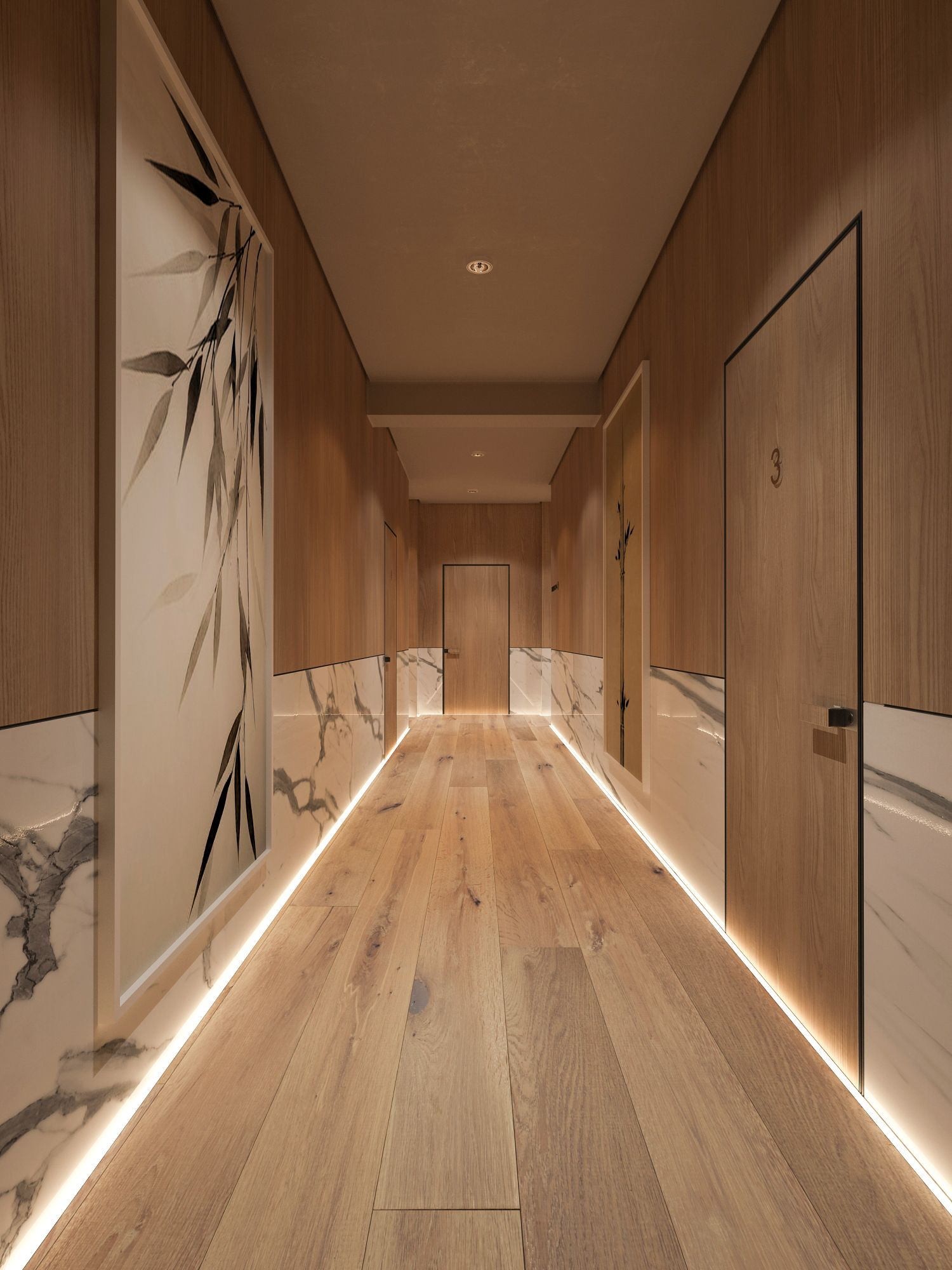 mini hotel interiors pinterest innenarchitektur flure und korridor. Black Bedroom Furniture Sets. Home Design Ideas