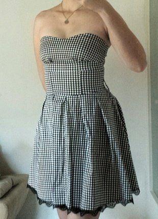 Kaufe meinen Artikel bei #Kleiderkreisel http://www.kleiderkreisel.de/damenmode/kurze-kleider/140150150-schulterfreies-sommerkleid
