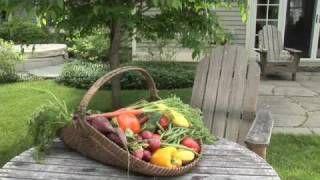 Starting a Vegetable Garden, via YouTube.