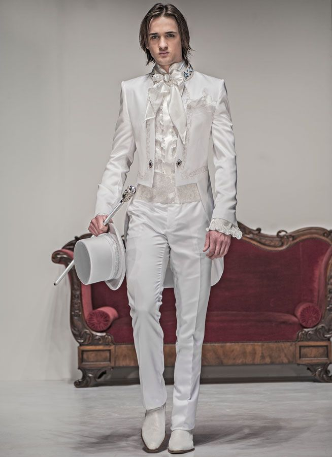 Italian wedding suits, model: B11-(416)   H A U T E F A S H I O N ...