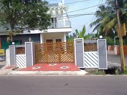 Image Result For Compound Wall Designs In Kerala House