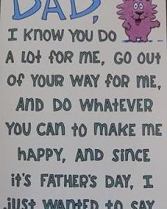 funny fathers day card sayings events pinterest