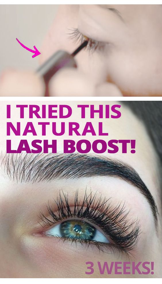 0983905c72f Natural routine to boost lash growth! | natural makup | Beauty ...