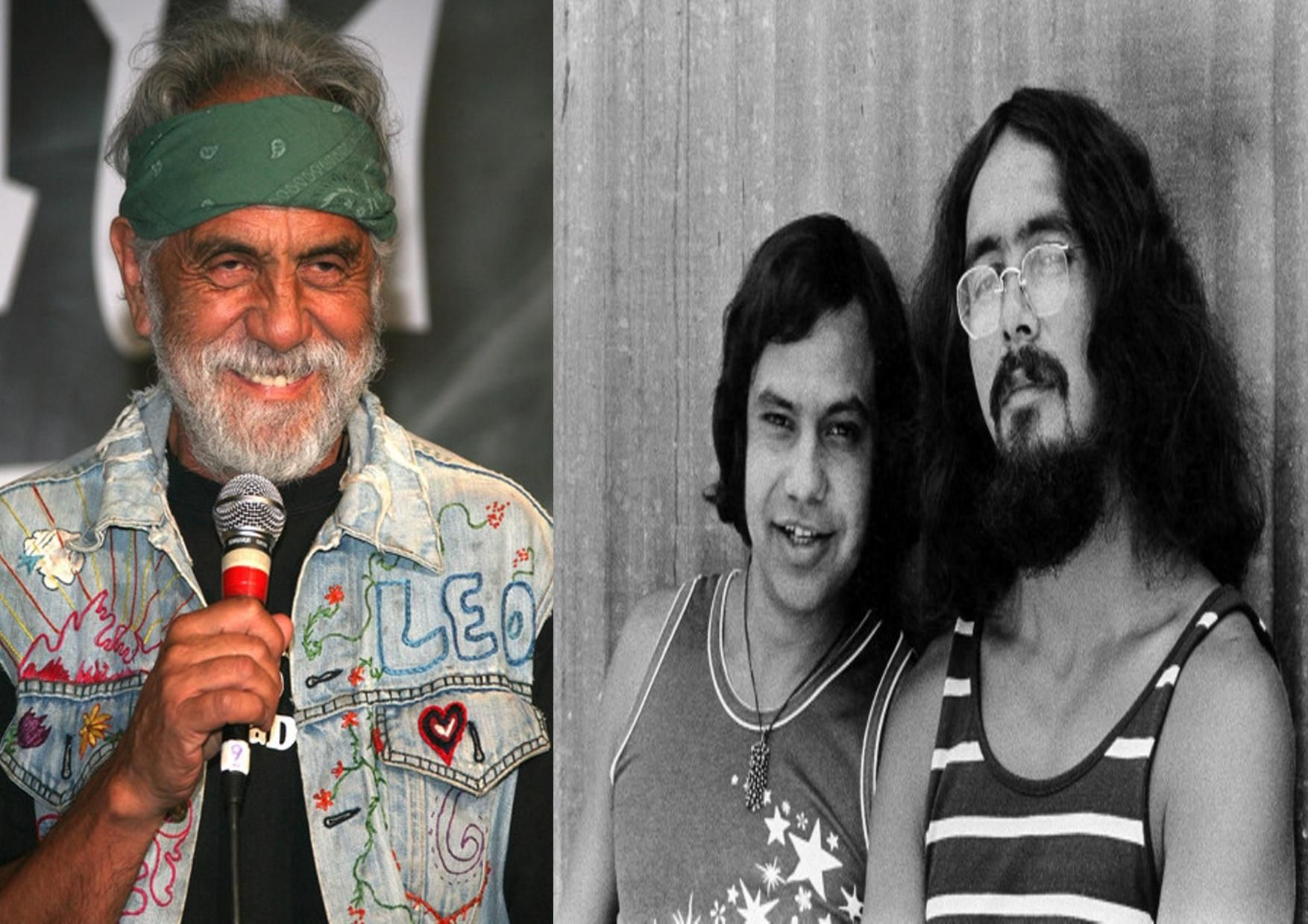 Tommy Chong (naturalized American citizen) Tommy Chong (naturalized American citizen) new photo