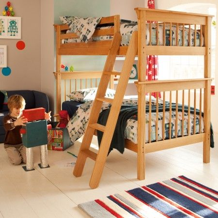 Aldeburgh Bunk Beds Aspace 630 With Images Childrens Bunk