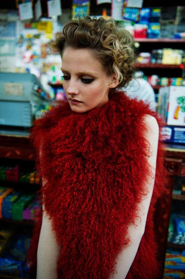 Boho Ballerina Editorials - The Amanda Norgaard Smug Magazine is Gracefully Raw (GALLERY)