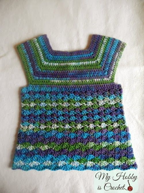 Iris Toddler Top Free Crochet Pattern Free Crochet Iris And Crochet