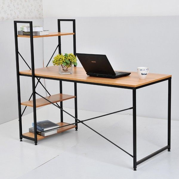 computer tables meuble bureau pour ordinateur office home bureau rak. Black Bedroom Furniture Sets. Home Design Ideas