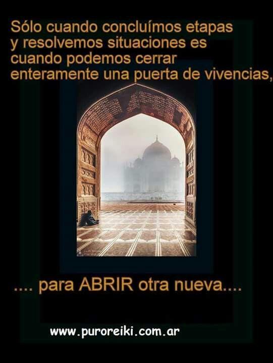 #cerrarciclos #abrirse cambio
