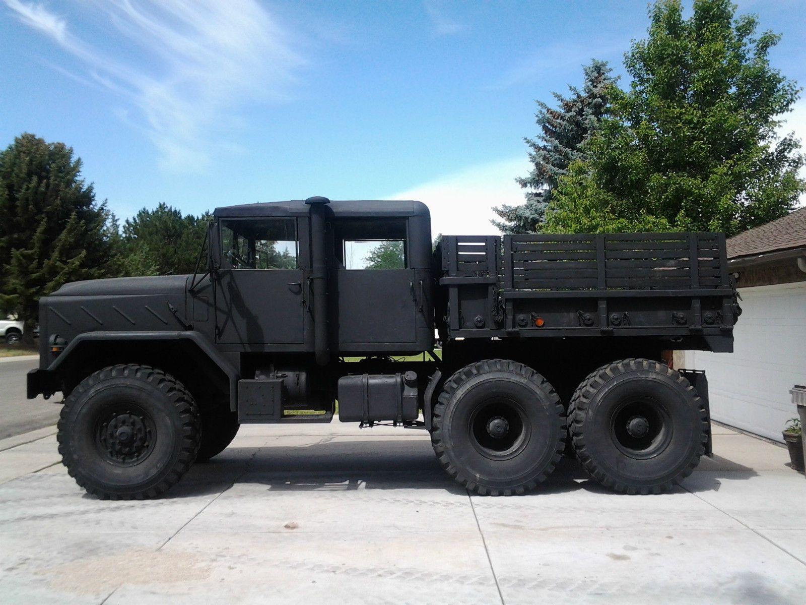 BMY M923A2 5 Ton Military Google Search