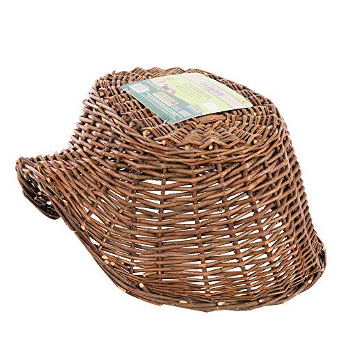 Ware Manufacturing Hand Woven Willow Twig Tunnel Small Pet Hideout
