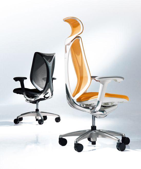 Bürostuhl design award  Office Seating [Sabrina] | 历届获奖作品 | Good Design Award ...