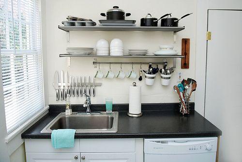 Deko Ruang Dapur Yang Kecil Google Search