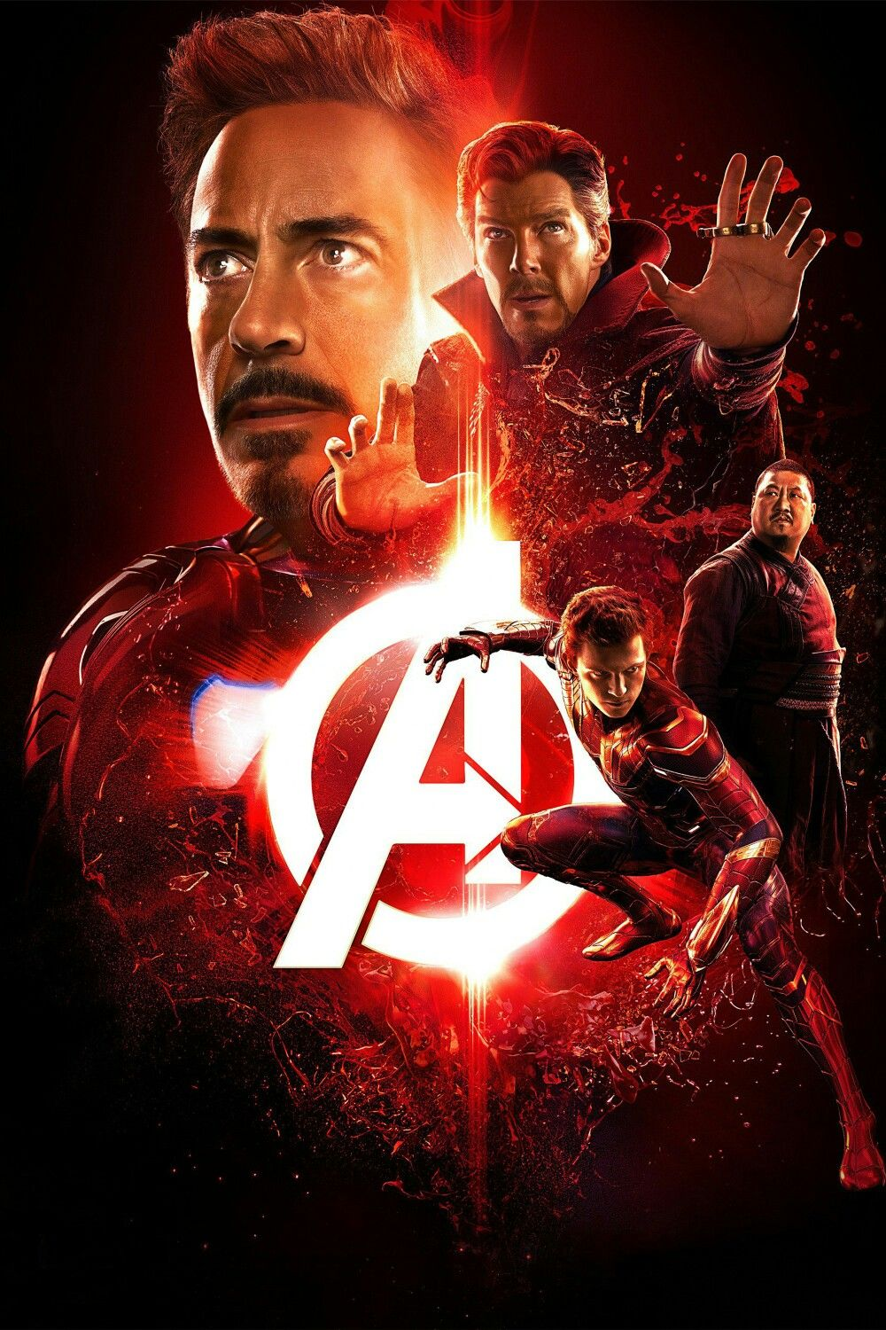 Avengers Infinity War Textless Movie Poster Textless Movie Posters Artwork Scififantasy Movie Posters Horror Mo Marvel Posters Marvel Films Marvel Avengers