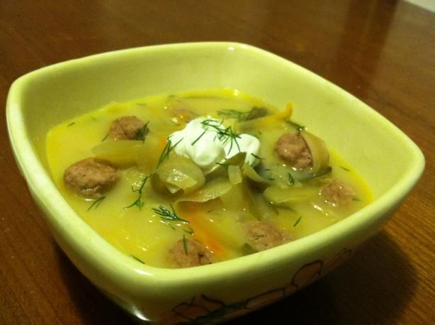 Polish Dill Pickle Soup Recipe - Food.com