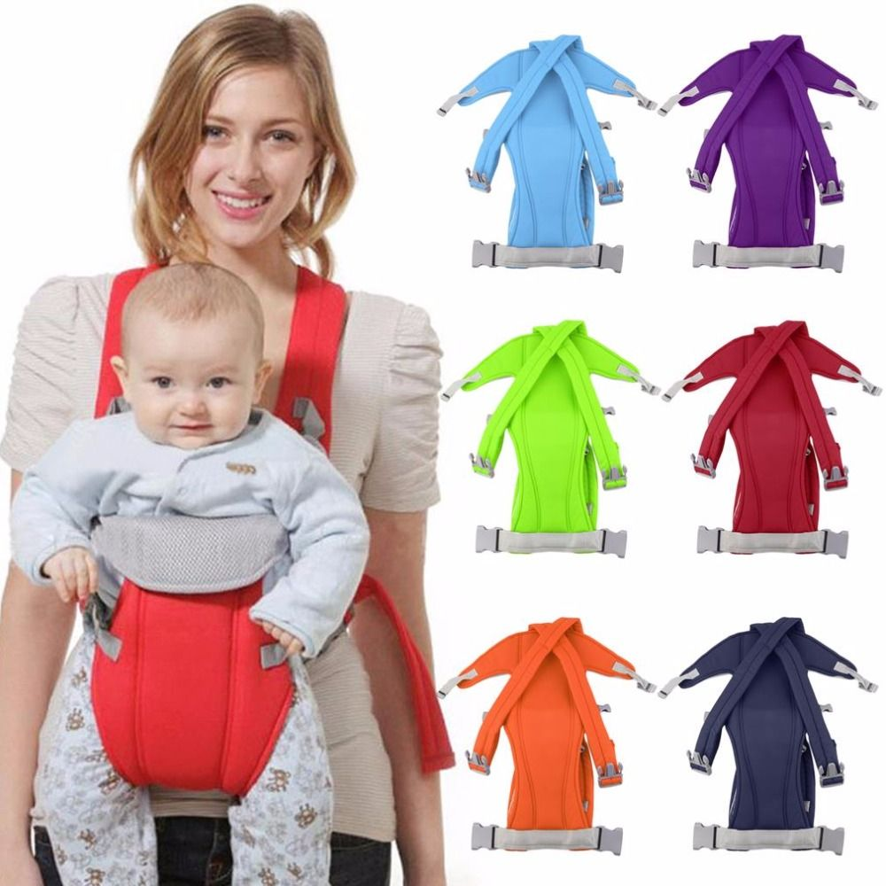 Backpacks Durable New Born Baby Carrier Comfortable Breathable Sling