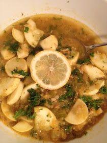 Healing Lentil Soup...