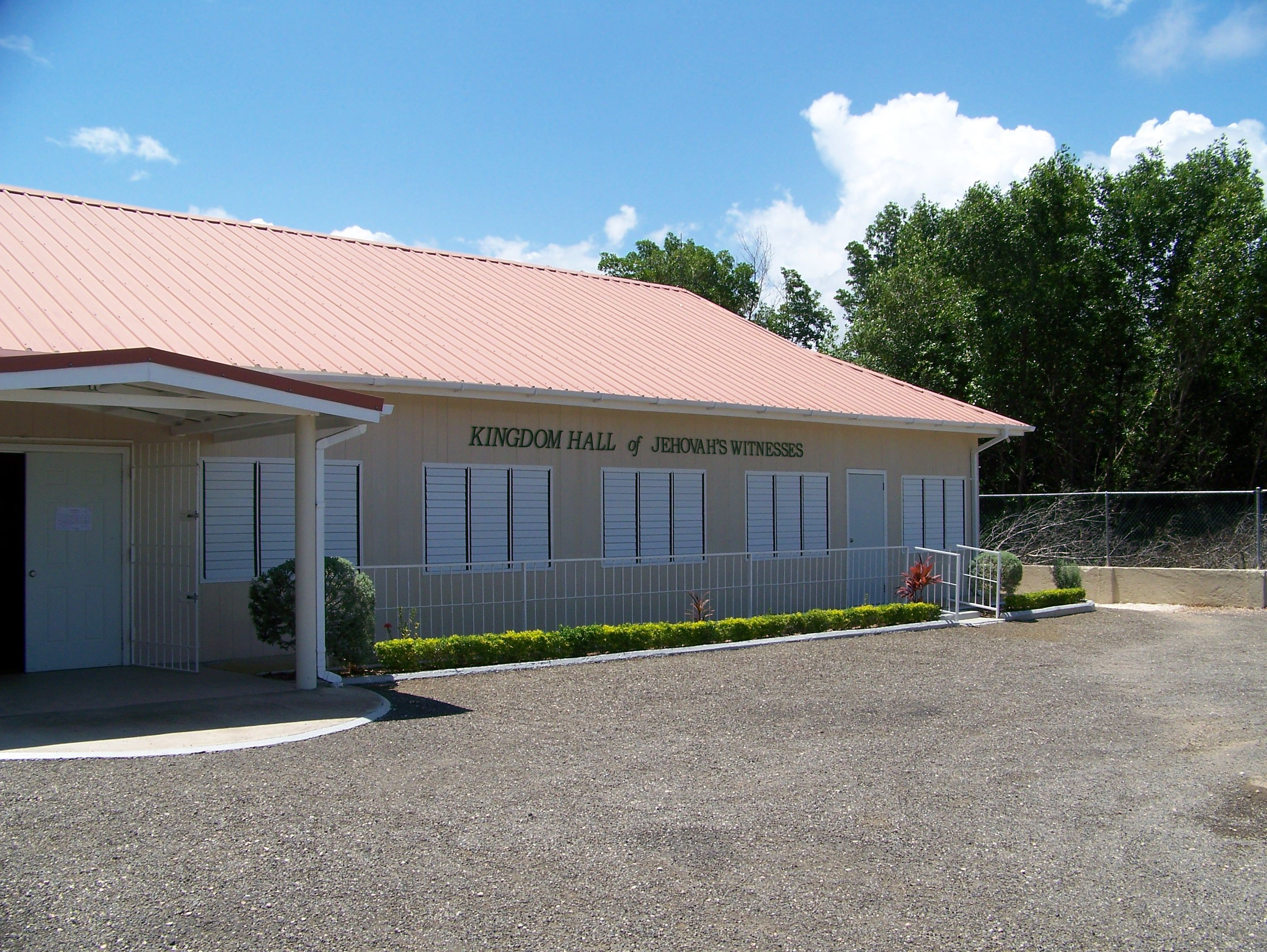 Kingdom Hall In Falmouth Jamaica Kingdom Halls Around