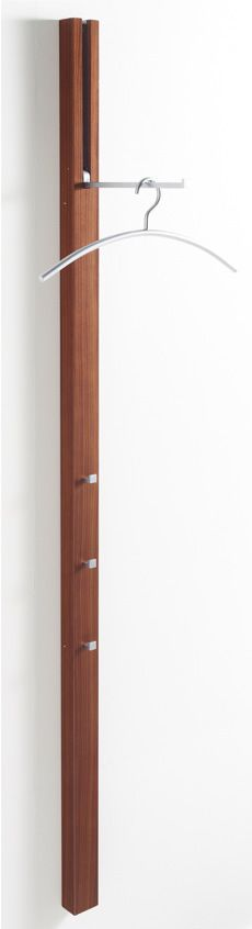 Davis Furniture Line Mounted Wall Hanger Coat Hanger