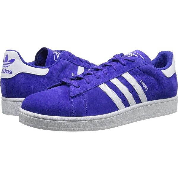 Adidas Originals Campus 2 Classic schuhe, Blau (50)   liked on ... Lass unsere Waren in die Welt gehen