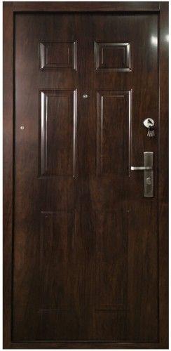 JOLA-Sec security front door dark walnut
