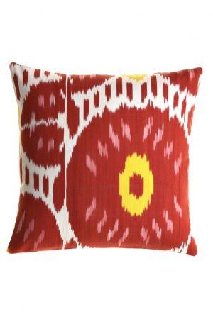 Calypso St Barth - Ikat Cushion