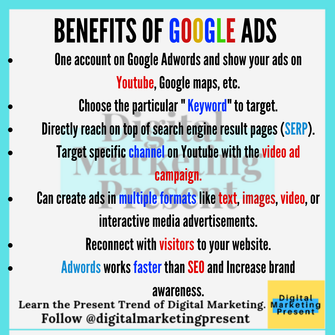 Google Ads Have So Many Benefits If You Want To Generate