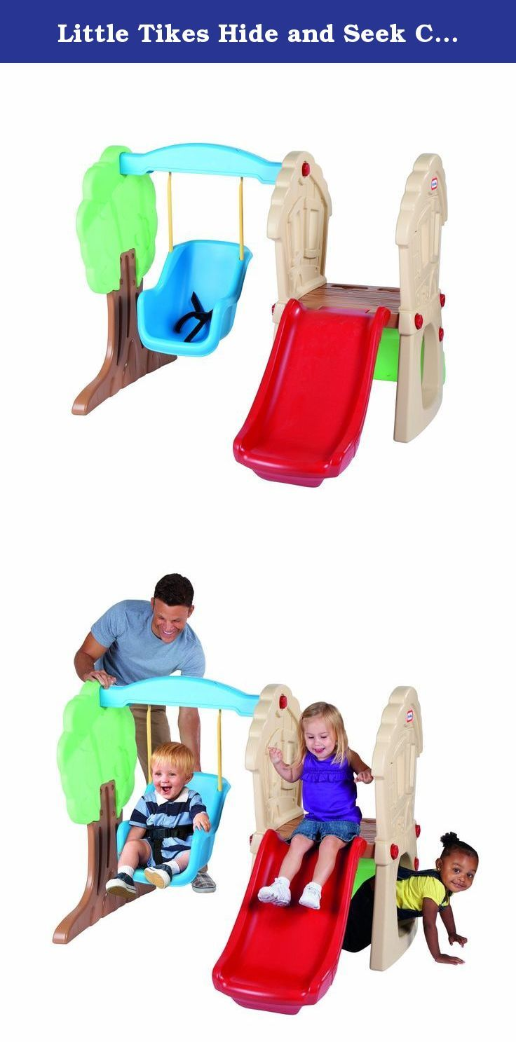 Little Tikes Hide And Seek Climber And Swing After Nouns
